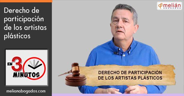 Derecho de participación de los artistas plásticos   Melián Abogados